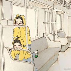 #나의순결한행성 #mypureplanet #그라폴리오#grafolio#토일연재 #일러스트#illust#illustrator#イラスト #少年#少女 #lovely#girl#boy #salgoo#salgoolulu#살구 #seoul #스토리픽#storypic