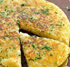 Looking for Fast & Easy Breakfast Recipes, Side Dish Recipes, Vegetarian Recipes! Recipechart has over free recipes for you to browse. Find more recipes like Giant Hash Brown. Breakfast Desayunos, Breakfast Dishes, Breakfast Recipes, Comidas Lights, Vegetarian Recipes, Cooking Recipes, Food Porn, Recipetin Eats, Good Food