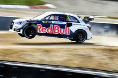 After seeing what Mattias Ekstrom could do on his own, Audi is jumping in to support him and his team in the FIA World Rallycross Championship.