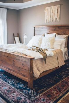 Cozy Farmhouse Bedroom Design And Decor Ideas - Page 33 of 35