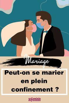 Si de nombreux couples préfèrent reporter leur mariage, certains font le choix de maintenir la cérémonie. Mais quelles sont les règles en vigueur aujourd'hui ? On vous dit tout ! #mariage #confinement #coronavirus #covid19 #aufeminin