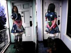 Alice: Madness Returns Tales of the Orient dress!