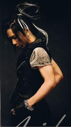 Acid Black Cherry Vocalist -> Yasu