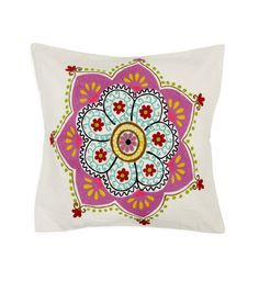 Suzani Scatter Cushion Cover