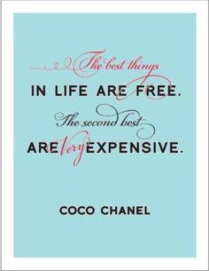 Chanel Chanel Chanel ;))
