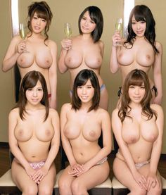 Up girls naked asian bottoms