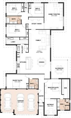 Dream house plans: New craft room floor plan layout offices ideas 2020 House Layout Plans, Floor Plan Layout, Dream House Plans, House Layouts, House Floor Plans, Office Floor Plan, Bedroom Floor Plans, The Plan, How To Plan