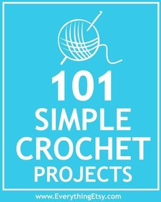 Crochet projects make amazing handmade gifts! I can't get enough of them, so I thought I would share some of my favorites free crochet patterns along with some that I would love to work on soon. Simpl