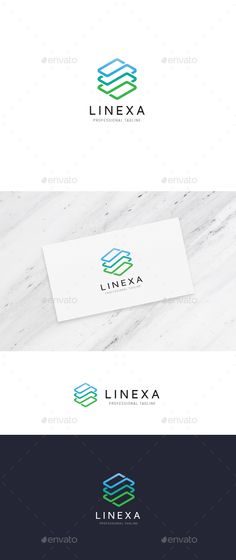 #Hexagon #Lines - #Abstract Logo Templates