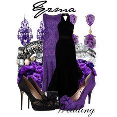 """Yzma - Wedding"" by niennamarie on Polyvore"