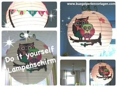 http://www.buegelperlenvorlagen.com/do-it-yourself-lampenschirm/ DIY - Do it yoursel mit Bügelperlen Lampenschirm