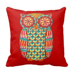 =>Sale on          Colorful Cute Retro Owl Pillow           Colorful Cute Retro Owl Pillow We have the best promotion for you and if you are interested in the related item or need more information reviews from the x customer who are own of them before please follow the link to see fully review...Cleck Hot Deals >>> http://www.zazzle.com/colorful_cute_retro_owl_pillow-189183090314427194?rf=238627982471231924&zbar=1&tc=terrest