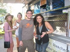 founder eric silverstein & rachael ray at the rachael ray house sxsw party, 2011