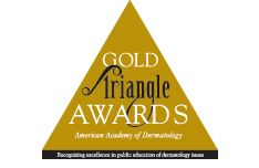 The American Academy of Dermatology has recognized Sun Precautions for its work in skin cancer prevention by awarding it with a prestigious Gold Triangle Award.