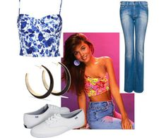 Dress Like '90s TV Stars, TV Shows From The '90s Fashion, Polyvore | Gurl.com