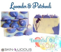 I really love the topping on this soap.
