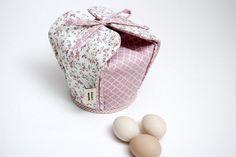 Eierkörbchen, Eierwärmer