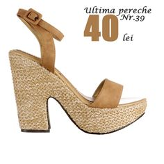 Wedges, Brown, Shopping, Shoes, Fashion, Women, Sandals, Moda, Zapatos