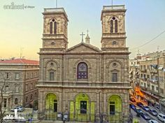 Latin Church - Azizia - Aleppo - Syria