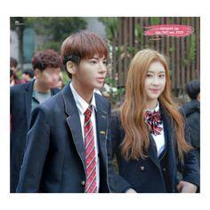 [ #ChaerHyun ] - 💌Chaerhyun to School 💕 - ⚠Repost? Tag/give credit! - Follow ⏩ @txtzyyy @txtzyyy - - - [#txt #itzy #txtzy #txtbighit… Korean Uniform School, Kpop Couples, Fake Love, Korean Star, K Idol, Seventeen, Boy Groups, Korean Fashion, Boy Or Girl
