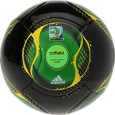 adidas Confederations Cup 2013 Glider Soccer Ball Soccer Ball 715cfc5df3f63