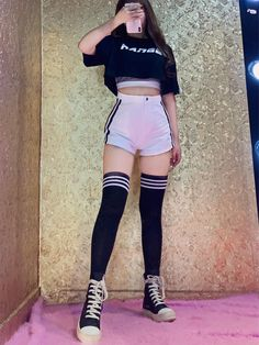 newborn take home outfit Kpop Fashion Outfits, Edgy Outfits, Grunge Outfits, Dance Outfits, Cute Casual Outfits, Pretty Outfits, Korean Girl Fashion, Ulzzang Fashion, Cute Fashion
