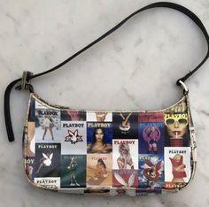 Mini Purse, Mini Bag, Fashion Bags, Fashion Accessories, Womens Fashion, My Bags, Purses And Bags, Playboy, Diy Vetement