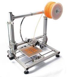 Le stampanti 3D per la casa - 3Drag: 720 euro + IVA in KIT - 3Drag è una bella interpretazione del progetto RepRap: spinge le prestazioni di stampa a livelli di precisione e velocità ragguardevoli, pur mantenendo un prezzo aggressivo. Senza sorprese, per chi vuole stampare in 3D da mattina a sera.