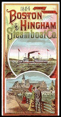 Trade Card Place Scrapbook - Transportation
