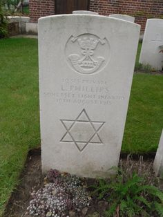 Private L.Phillips shot at dawn for desertion on 19/08/1915 and buried in Perth Cemetery (China Wall) 3km east of Ypres .
