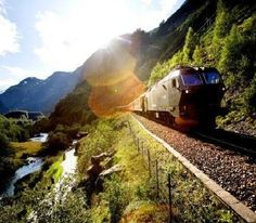 The Bergen-Oslo railway (Norway) - Take a journey on a train which operates at the highest altitude in Europe