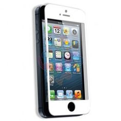 Qmadix iPhone 5 Tech-Armor Screen Protector - White | RP: $34.95, SP: $29.95