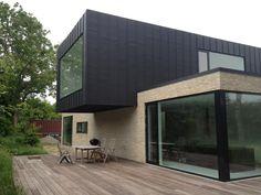 Drastrup 4 - m2plus - passivhus - nulenergi - arkitekttegnet - 2 plan
