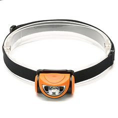 ThorFire LED Headlamp 4 Brightness Level USB Rechargeable Headlight Flashlight Perfect HandsFree Portable Work Light Camping  Hiking Equipment *** Continue to the product at the image link.
