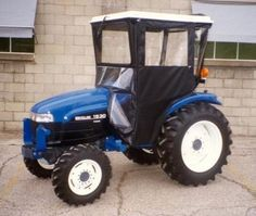 Hard Top Cab Enclosure For New Holland Tc25 Tc34 Case Dx29 Dx34 And Farmall 31 And 35 And More See New Holland Tractor Tractor Accessories Tractors For Sale