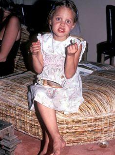young-celebs- Angelina Jolie