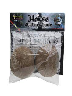 Monty Python Horse Action Figure.