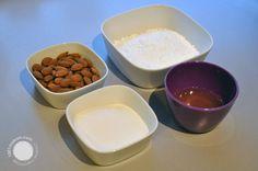 Grunnoppskrift - 1001 makron Base Foods, Macarons, Panna Cotta, Deserts, Goodies, Base Recipe, Pudding, Cook Books, Short Cuts