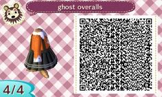 """mayor-franzi: """" I designed some overalls for Halloween! A cute little ghost sweater. :) """""""