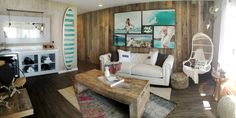 Step inside our beachside Billabong Bungalow in the heart of the sleepy town of Laguna Beach located inside the famed Pacific Edge hotel and overlooki...