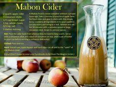 Mabon drink