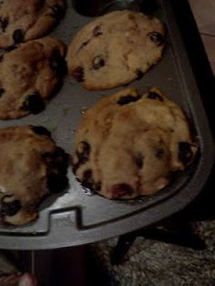 Health & Wellness Today: Herbalife Blueberry Muffins!