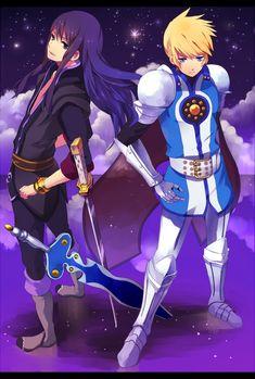 Yuri x Flynn - Tales of Vesperia