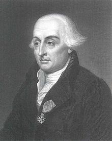 Joseph-Louis Lagrange / ジョゼフ=ルイ・ラグランジュ