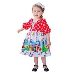 #Kollmert #Christmas #Outfits #Cute #Toddler #Kids #Baby #Girls #Cartoon #Princess #Party #Dress ◐◐Wellcome to #Kollmert Store, PLEASE ATTENTION that compare with our SIZE DETAIL before you purchase◆◆ ♤♤Made of Cotton Blend, Soft and Breathable ♤♤ Comfortable and soft hand feeling, no any harm to your baby's skin https://boutiquecloset.com/product/kollmert-christmas-outfits-cute-toddler-kids-baby-girls-cartoon-princess-party-dress/