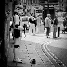 The end.... star wars