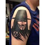 For Vendetta By Drewgovan D6but3k