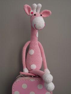 willewopsie crochet giraffe