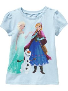 Disney&#169 Frozen Tees for Baby Product Image