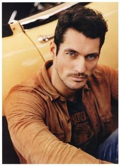 David Gandy -- My (an many other's) perfect Professor Gabriel Emerson *swoon* -- Book(s): Gabriel's Inferno and Gabriel's Rapture by Sylvain Reynard
